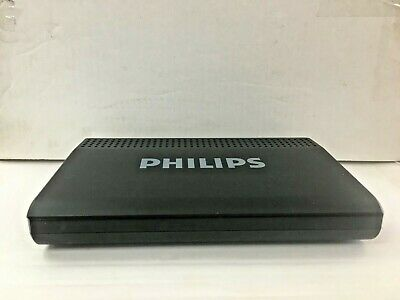 Original Phillips DTR 220/05 Digital Reciever With Cables And Mains No Remote