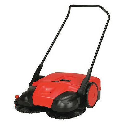 BISSELL COMMERCIAL BG677 Battery Powered Sweeper,31 in.W,13.2gal.