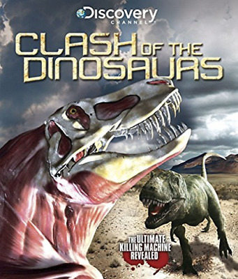 Clash of the Dinosaurs Blu-ray NEW