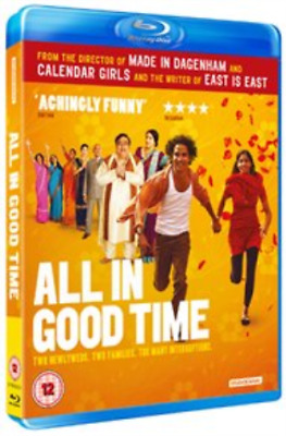 Amith Rahman, Shelley King-All in Good Time Blu-ray NEW