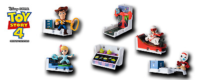2019 McDONALD'S TOY STORY 4 HAPPY MEAL TOYS PICK UR FAVORITES ! FREE SHIPPING