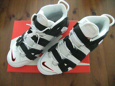 NIKE AIR MORE Uptempo Gr.45 Scottie Pippen Jordan Supreme Bulls Sold out Neu New