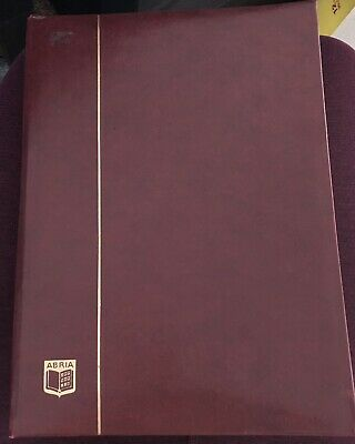 Nice Lot of Hundreds of Stamps - Worldwide, Commemorative 32 pages in Bound Book