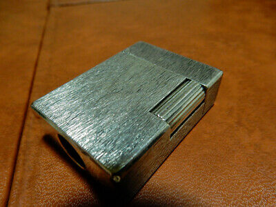 ST Dupont Lighter Linea 1 Small Silver