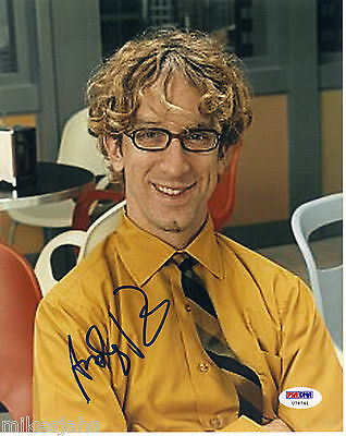 Andy Dick Comedian Actor Signed Autograph 8x10 Photo PSA DNA COA mr-17
