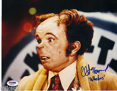 Clint Howard Whobris Grinch Stole X-Mas Autograph 8x10 Photo PSA DNA COA mr-107