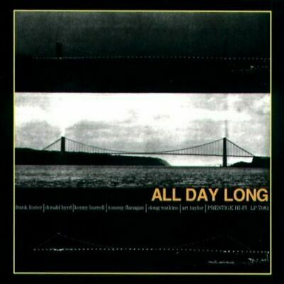 Donald Byrd and Kenny Burrell : All Day Long CD (2003)
