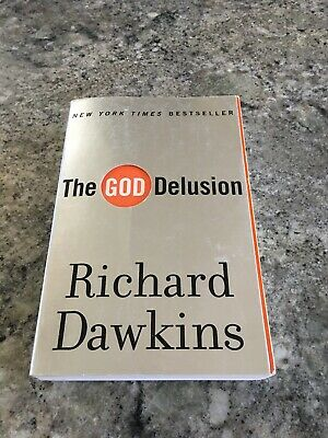 The God Delusion by Richard Dawkins (2006, Hardcover)