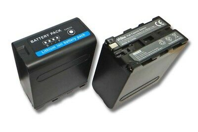 BATTERY FOR SONY GV300E GV500 GV5K GV8 GV8E