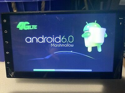 7 Inch Car Radio Android 6.0  4G LTE