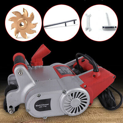 Universal for Brick Wall Cutting Electric Wall Chaser Machine Notcher full Set
