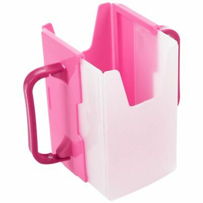 1X(Baby Child Universal Juice Pouch Milk Box Holder Cup Toddler Self-Helper A9W1