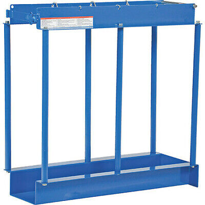 VESTIL PJ-CYL-4 Pallet Truck Caddy Holder,4 Cylinder