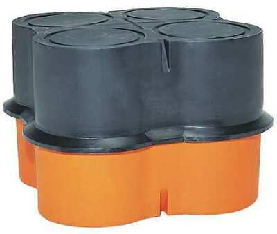 ZORO SELECT SP-455C BLACK Secondary Spill Containment Cover