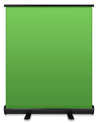 Green Screen Backdrop Collapsible Chroma Key Panel Background Wrinkle-Resistant