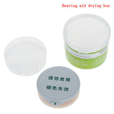 Hearing Aid Drying Set Dehumidifier Works With Varied Hearing Aid