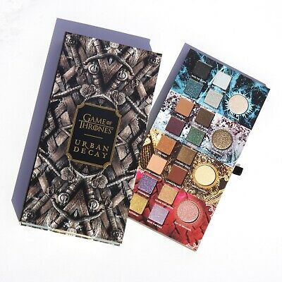 Authentic Urban Decay Game Of Thrones Eyeshadow Palette Book of Shadows UK