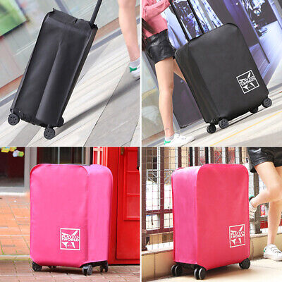 Top Quality Suitcase Luggage Protector Cover 20-30Inch Dust Proof Anti Scratch