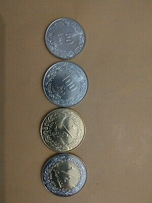 Libya coins 2014 uncirculated