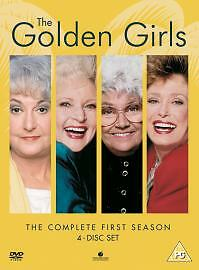The Golden Girls: Complete 1st Season Dvd Brand New & Factory Sealed