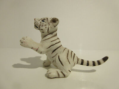14385 Schleich White Tiger Cub, Playing Ref:1D1653
