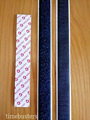 VELCRO Sticky Back Self Adhesive Hook And Loop Stick On Tape Strips Fastener