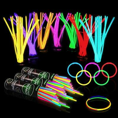 Kid Stuffs Fun /& Easy Glow Party Pack 151 Pcs Light Up For Ages 4 /& Up Excite