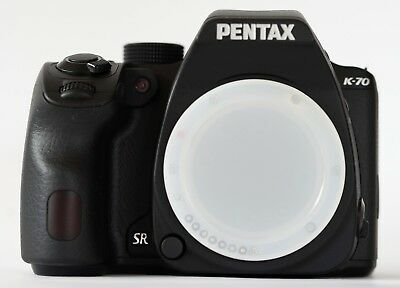 Pentax K-70 24 Mp Aps-C Nera Nero