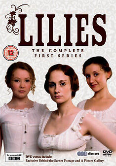 Lillies: Complete 1st Series Dvd Brand New & Factory Sealed