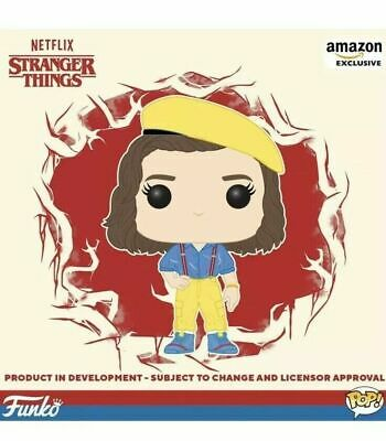 Funko Pop! Stranger Things: ELEVEN IN YELLOW - Exclusive Confirmed PREORDER