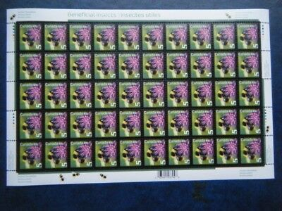 Canada#2236 MNH Pane of 50 'Northern Bumblebee' Lot#AA28