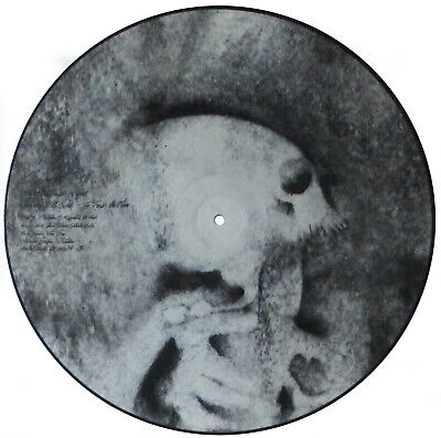 CURRENT 93 In Menstrual Night LP PICTURE DISC FIRST EDITION nurse with wound
