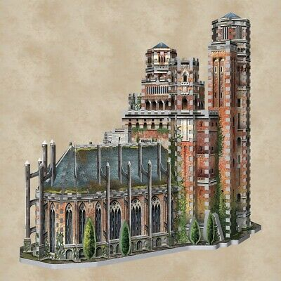 3D Puzzle Der Rote Bergfried - Game of Thrones