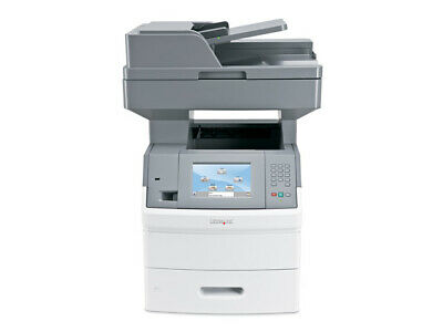 LEXMARK X736DE ALL-IN-ONE Laser Printer in Good Cosmetic Condition