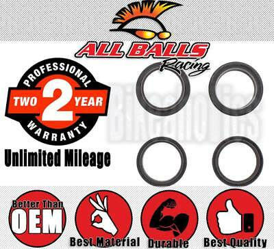 Fork Oil Seal Kit With Dust Caps- Yamaha FZ6 S2 600 SAHG Fazer ABS - 2007 - W -