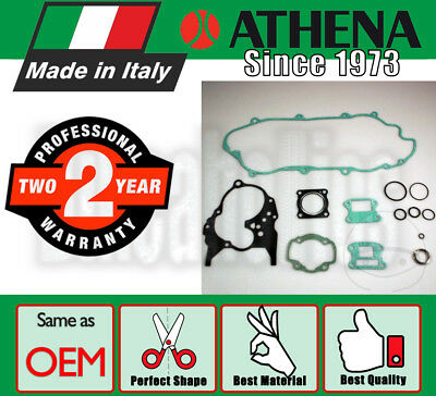Athena Complete Gasket set and seal kit for Kymco Scooters