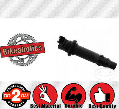TourMax Ignition Coil - With Spark Plug Cap for Yamaha Motorcycles