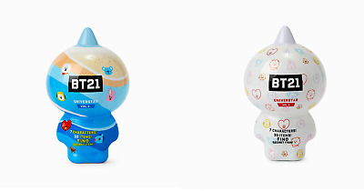 BT21 Collectable Figure Blind Pack Vol.1_Base Camp Theme & Vol.2_Summer Vacation
