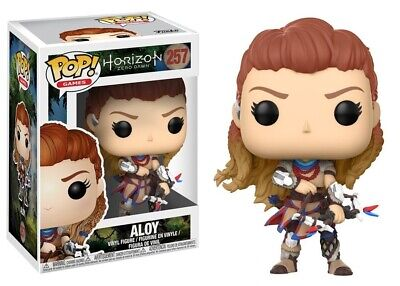 Funko - POP Games: Horizon Zero Dawn - Aloy Brand New In Box