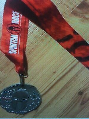 2016 SPARTAN RACE Sprint FINISHER MEDAL w/ Trifecta Wedge