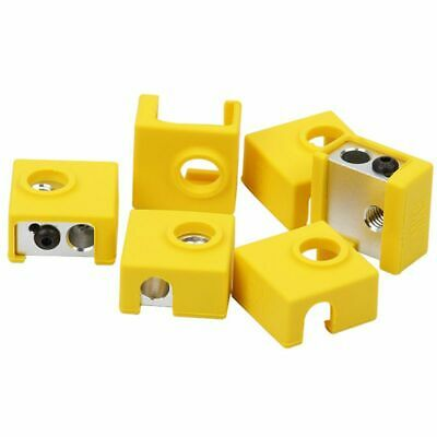1X(MK9 heating block protection cover MK78 silicone case anti-scalding high P6C8