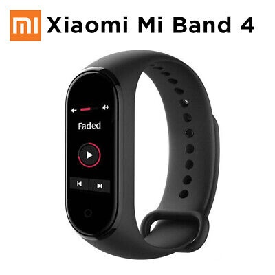 Original Xiaomi Mi Band 4 Smart Bracelet Color Touch Screen Music Heart Rate