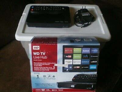 WD TV LIVE media player 6 MONTH WARRANTY - $99 00 | PicClick