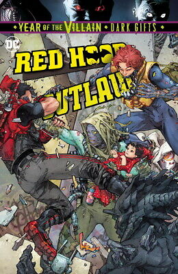 Red Hood And The Outlaws (2016 Dc) #37 Presale-08/14