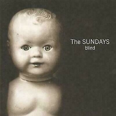 The Sundays - Blind - UK CD album 1992