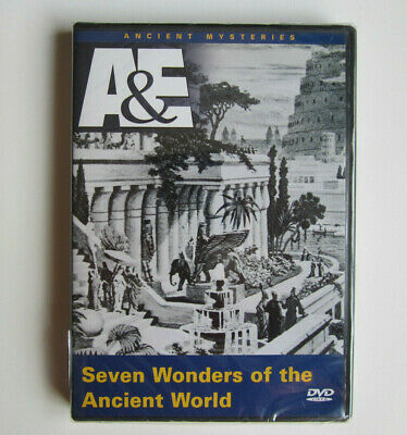 Ancient Mysteries - Seven Wonders Of The World (DVD, 2005) A&E BRAND NEW