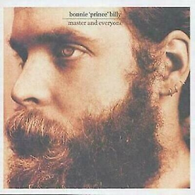 Bonnie 'Prince' Billy - Master And Everyone - UK CD album 2003
