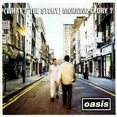 Oasis - (What's The Story) Morning Glory? - UK CD album 2000