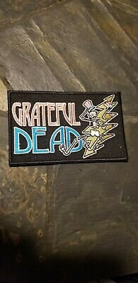 Vintage Grateful Dead  Embroidered Patch Iron On