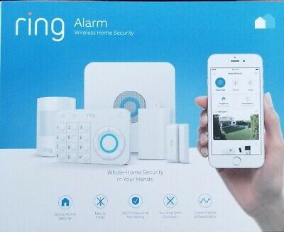 Ring Alarm Home Security Kit 5 PIECE NEW SEALED